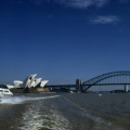 Sydney - Opera House und Harbour Bridge